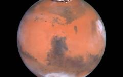La Nasa: c'è acqua salata su Marte. Le rivelazioni della sonda Mars Reconnaissance Orbiter