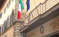 Prato: manifestazione FN, e presidio antifascista. 300 uomini impegnati per la sicurezza