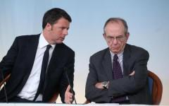 Manovra: da Renzi un altolà al ministro Padoan. Niente nuove tasse