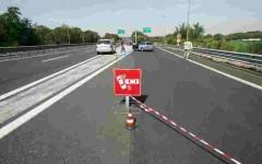 Autostrada A1, incidente dopo il casello Valdichiana: muore una donna di 54 anni