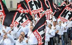 Prato: Corteo di FN diventa presidio. Preoccupato il sindaco Biffoni