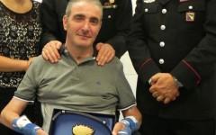 Il maresciallo dei Carabinieri Giuseppe Giangrande