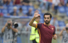 Fiorentina-Roma: fischiata per Salah (che non giocherà). Dubbi anche per De Rossi e Alonso