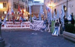 Sicurezza: i sindacati di polizia contro il governo. Nuove manifestazioni decise a fine mese