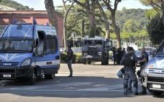 Calcio e forze dell'ordine: 165 mila agenti e carabinieri impegnati nelle partite