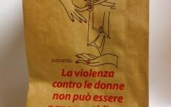 Siena, contro la violenza sulle donne 30 mila buste per il pane