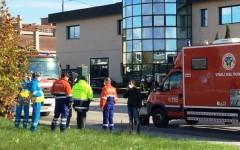 Santa croce sull'Arno, esplosione in un'azienda chimica: sversamento e nube tossica