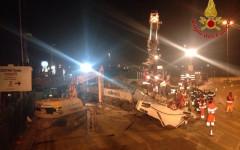Firenze, tramvia: sequestrato dalla procura il cantiere del viale Guidoni dove cadde la trivella