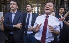 Nasce 'Sinistra italiana': dissidenti Pd e Sel insieme. Renzi: sono solo competitor