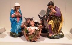 Presepe: nella mostra del Quirinale le statuine di Bagni di Lucca