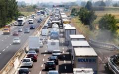 Autostrada A1, fra Sasso Marconi e Pian del Voglio traffico paralizzato