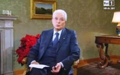 Mattarella, primo discorso di fine anno: «Troppi giovani senza lavoro, e l'evasione fiscale è inaccettabile»