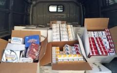 Firenze, aeroporto: sequestrate 619 stecche di sigarette pari a 123,80 chili