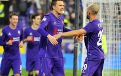 Fiorentina seconda in classifica. Demolita l'Udinese: 3-0. E domenica supersfida in casa Juve. Pagelle