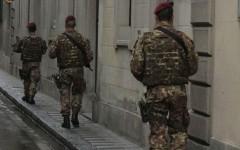 Firenze, sicurezza: altri militari per sorvegliare il centro della città