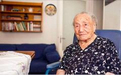 Montelupo Fiorentino: Giuseppina Projetto, 115 anni e 326 giorni, seconda donna più longeva al mondo
