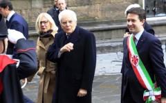Mattarella a Firenze. Nardella: «Il Presidente della Repubblica nostro grande alleato»