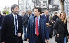 Firenze, Pitti Uomo 2016. Dario Franceschini: «Il museo del Costume sarà Galleria della Moda»