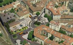 Firenze: a settembre i lavori in Piazza delle Cure. Costo: 2 milioni e mezzo per la riqualificazione
