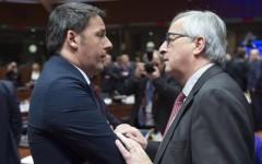 Scontro Ue-Italia: nuovi veleni, anche il Ppe contro Renzi. E Juncker attacca il governo