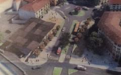 Firenze, progetto della nuova piazza delle Cure: mercato, parcheggi, zone pedonali