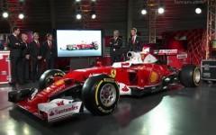 Ferrari: la nuova SF16-H presentata a Maranello. Lunedì a Barcellona i primi test (Fotogallery)