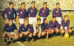 Toscana, Pegaso per lo sport: premio speciale alla Fiorentina campione d'Italia 1955-56