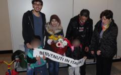 Migranti: corridoio umanitario per 93 profughi siriani giunti a Fiumicino dal Libano