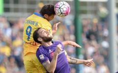 Fiorentina: 0-0 a Frosinone. Palo di Kalinic e traversa di Borja, ma è un'altra occasione sprecata. Pagelle