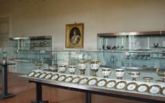 Firenze, Palazzo Pitti. Museo delle porcelllane chiuso una settimana per lavori