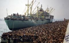 Immigrazione: l'Italia si prepara a una nuova invasione dalle coste dell'Albania
