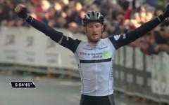 Ciclismo, Tirreno-Adriatico: il britannico Steven Cummings vince per distacco la tappa di Foligno