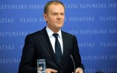 Migranti, l'invito di Donald Tusk, presidente del Consiglio Ue: «Non venite in Europa»