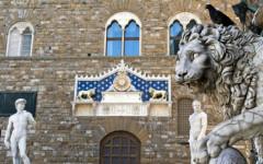 Firenze: si restaura il Marzocco in un cantiere trasparente