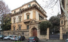 Firenze, Villa Banti
