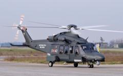 Trapani: elicottero dell'aeronautica militare soccorre un passeggero di nave da crociera