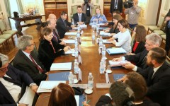 Migranti: i ministri Alfano e Mikl-Leitner, collaborazione e controlli più stretti per garantire passaggi fluidi al Brennero