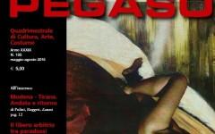 L'erotismo capovolto sul nuovo numero Estate 2016 di Pègaso