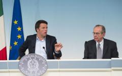 Economia, Def: Renzi, il Pil si attesterà al +1,2% invece che al +1,6% previsto. Non ci saranno altre manovre