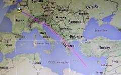 Il Cairo: scomparso aereo in volo da Parigi, a bordo 56 passeggeri, nessun italiano