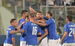 Italia a passo lento: battuta la Scozia (1-0) con un gol di Pellè. Ma per Euro2016 c'è ancora da lavorare. Pagelle