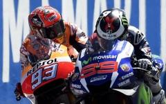 Moto Mugello GP Italia: vince Lorenzo, ritirato Rossi, delusione per i 100.000 spettatori