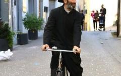 Cerreto Guidi: il parroco ciclista ai girini, donate un centesimo di euro per ogni km in beneficenza