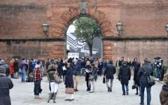 Firenze: parte l'uomo di Pitti (martedì 14 giugno) sul binario 90
