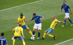 Euro2016: l'Italia batte anche la Svezia (1-0) e si qualifica agli ottavi. Straordinario gol del resuscitato Eder. Pagelle (Foto)