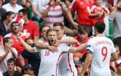 Euro2016: la Polonia di Blaszczykowski ai quarti. Contro il Portogallo che elimina la Croazia: Badelj e Kalinic a casa