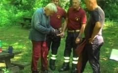 Comano: ritrovato anziano escursionista disperso, in buone condizioni