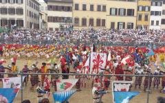 Calcio storico, finale 2016 Bianchi-Azzurri. Ma si giocherà anche in scherno ... alla libertà di stampa