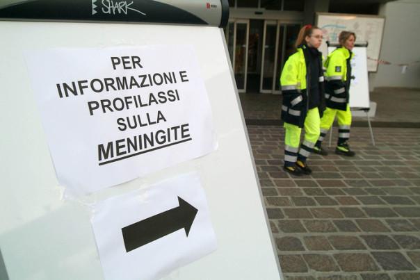 Caso di meningite in ospedale a L'Aquila