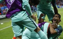 Euro2016: il Portogallo supera il Galles (2-0) e va in finale. Cristiano Ronaldo show